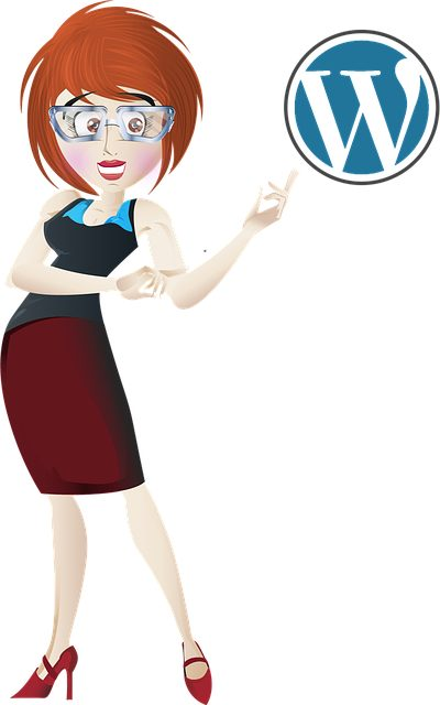 wordpress для блондинки