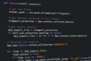 Код на Python-е